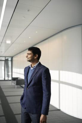 Next47 CEO Lak Ananth