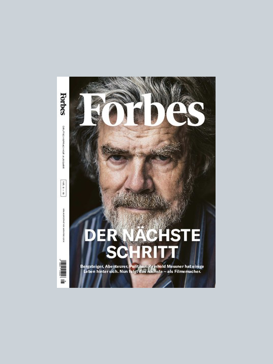 Reinhold Messner by Dirk Bruniecki photographer Munich